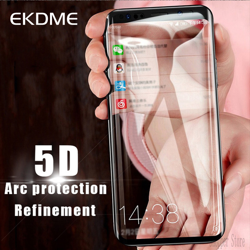 5D Full Cover Glass For iPhone XS XR XS MAX 8 7 6 6S Plus Tempered Toughened Screen Protection Film For iPhone XR XS Max 8 7 6