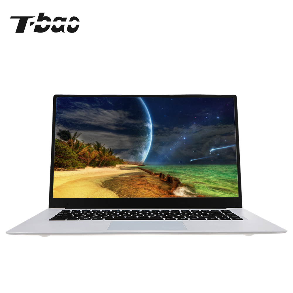 "T-bao TBOOK X8 15.6"" 1080P ISP Screen Laptop Mini Portable Lightweight Business Notebook 4GB / 64GB 1.92GHz Laptops PC Computer"