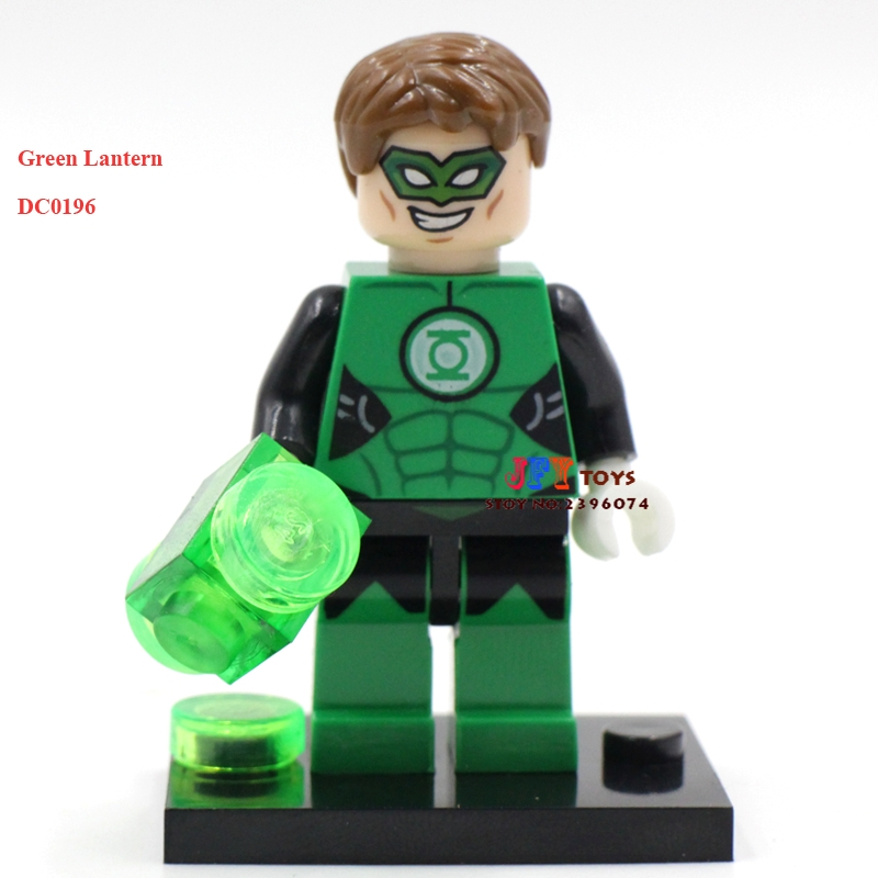 Single Sale star wars superhero Decool Green lantern building blocks model bricks toys for children brinquedos menino single sale aquaman reverse flash parademon green lantern booster gold power girl katana building blocks toys for children x0177