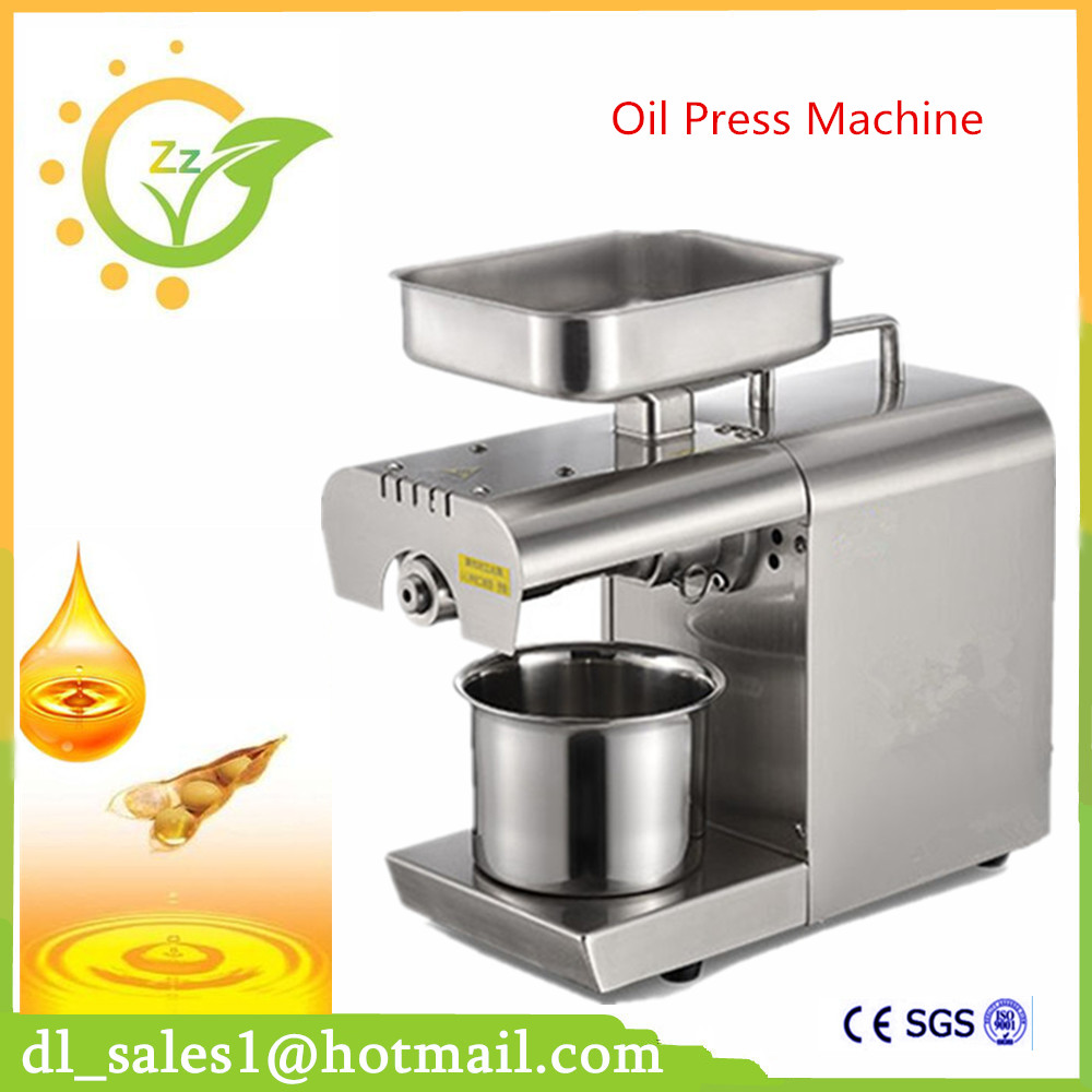 цена на Best Price Mini Seed Oil Extraction Hydraulic Press Machine For Coconut Peanut High Oil Extraction Pressed Machine