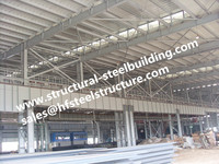 Steel Structure Contractor Fabricator China And Steel Structure Building Construction EPC