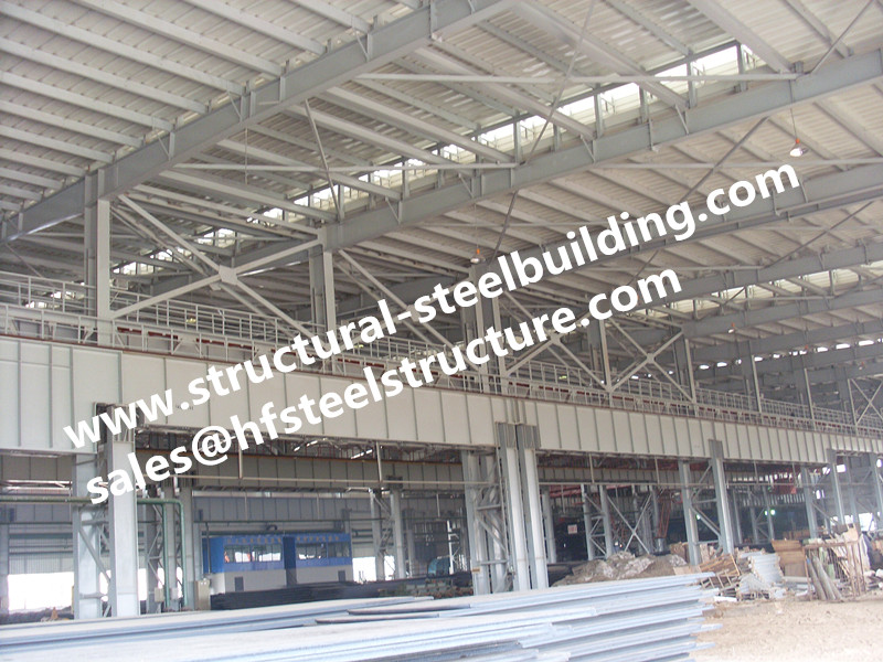 Steel Structure Contractor/Fabricator China And Steel Structure Building Construction EPC