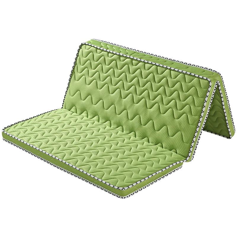 Schlafzimmer Möbel Wohnmöbel KöStlich Reine Natürliche Kokos Faser Tatami Super Weiche Faltbare Matratze König-größe Schlafen Pad/matte/bett/futon Verschiedene Größe Und Dicke