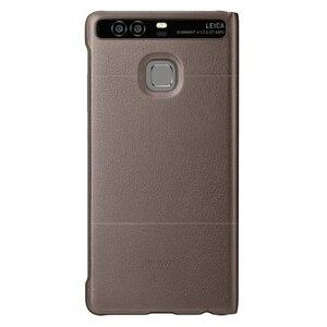 Image 4 - Huawei Original Smart Telefon Fall Ansicht Abdeckung Flip Fall Für Huawei P9 Gehäuse Schlaf Funktion intelligente Telefon Fall