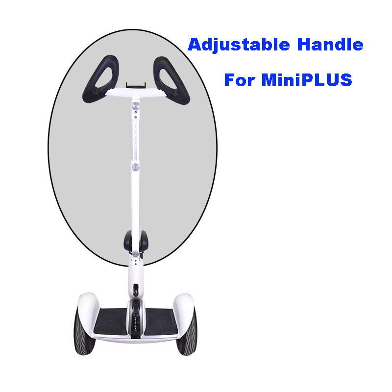Xiaomi MiniPLUS Scooter Control Handle Extended Handgrip Aluminum Adjustable Handbar for Xiaomi MiniPLUS Balance Scooter adjustable scooter handle handrail hand control for xiaomi ninebot