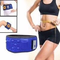 Wireless Electric Fitness Vibrating Slimming Belt Shaking Machine Slimming Device Vibration Fat Burning Artifact