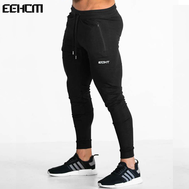 EEHCM Brand Cotton Pants Men Joggers For Man Brand Clothing Fashion Style Tactical Pants