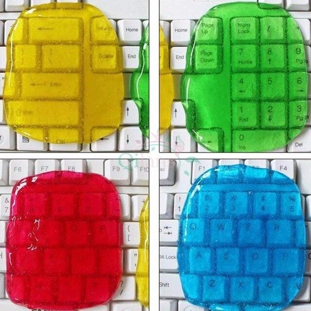 70g ההייטק קסם אבק מנקה מתחם סופר נקי החלקלק ג 'ל עבור טלפון נייד מחשב מחשב מקלדת רכב נקי