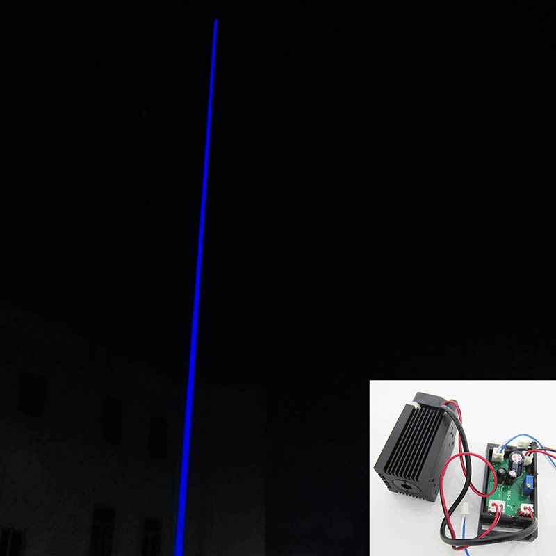 1000mW 445nm Blue Laser Module 1W 450nm engraving with TTL Control Laser Tube Diode 12V 350mw 445nm 450nm blue fat beam laser diode module 12vdc with ttl for stage lighting show