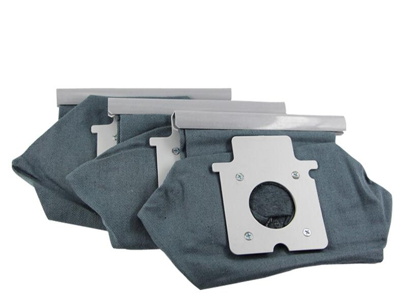 3 pcs/lot Vacuum Cleaner Bags Dust Bag Replacement For Panasonic vacuum cleaner accessories garbage bags C-20E MC Series
