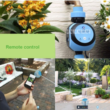 New Hot Phone Remote Controller Water Timer Intelligent Irrigation Time Controller Automatic Water System Work Pressure 1.5-8KG