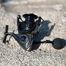 Tsurinoya 9BB 5.2:1 New Spinning Reel NA2000 NA3000 NA4000 NA5000 Lure Reels Boat Rock Fishing Wheel