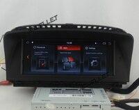 8.8 Quad core 1024*600 HD screen Android 7.1 Car GPS radio Navigation for BMW 7 series E65 E66 2002 2008
