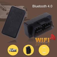 Мини OBD2 читателя Кода Elm327 Bluetooth автомобиля шины автомобиля диагностики авто для IOS автомобильной сканер Elm327 реального V1.5 Новый