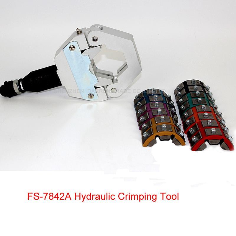 1 шт. fs 7842a + cp 180pump automative a/c Шланг обжимной Инструменты для ремонта кондиционер Выхлопные трубы для автомобиля