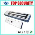 280 KG 600LBS cerradura magnética para control de acceso sistema de buena calidad 280 KG EM lcok cerradura eléctrica cerradura de la puerta inteligente sistema