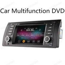 $ Number pulgadas de Cuatro Núcleos Androide de DVD del coche 4.4 para BMW Serie 5 E39 X5 E53 M5 GPS NAVI RADIO BT 1024*600 apoyo DAB + TPMS DVR