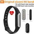 Original Xiaomi Mi Band 1S 1A Smart Wristbands MiBand  Heart Rate Monitor  Fitness tracker Pulse Activation Fitbit For Android
