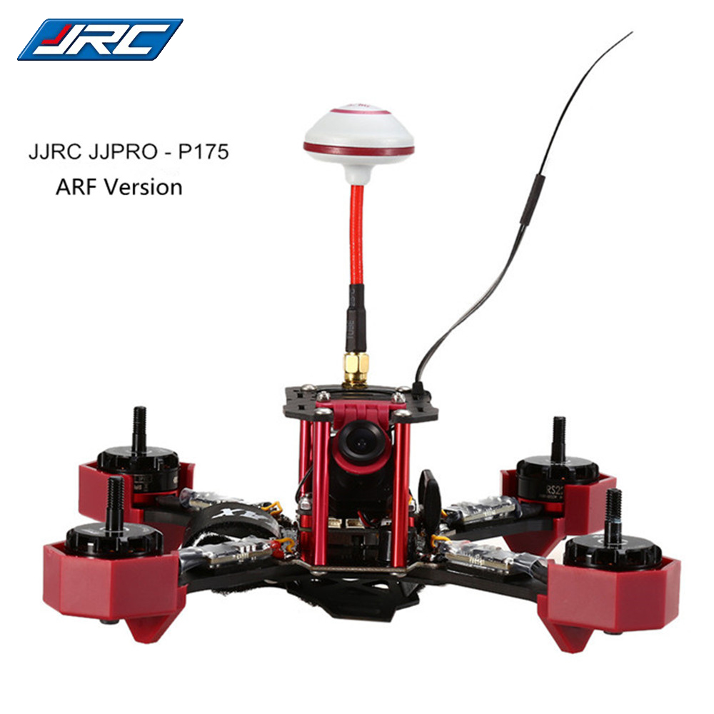 JJRC JJPRO - P200 FPV 800TVL Camera 6CH Racing Quadcopter ARF Version With Skyline32 Acro Flight Controller newest diy mini drone jjrc jjpro t2 85mm fpv racing drone arf with 5 8g 40ch 800tvl naze32 brushed fc md8520 motor multicopter