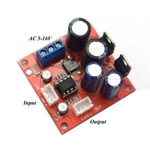 Image 2 - HiFi مشغل تسجيلات من الفينيل مم MC فونو Preamplifier Preamp مجلس NE5532 op أمبير مزدوج التيار المتناوب 5 16 فولت مكبر للصوت G9 001