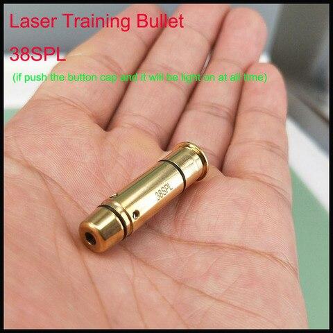 38spl laser municao laser bala instrutor laser pistola cartucho de laser para treinamento de incendio