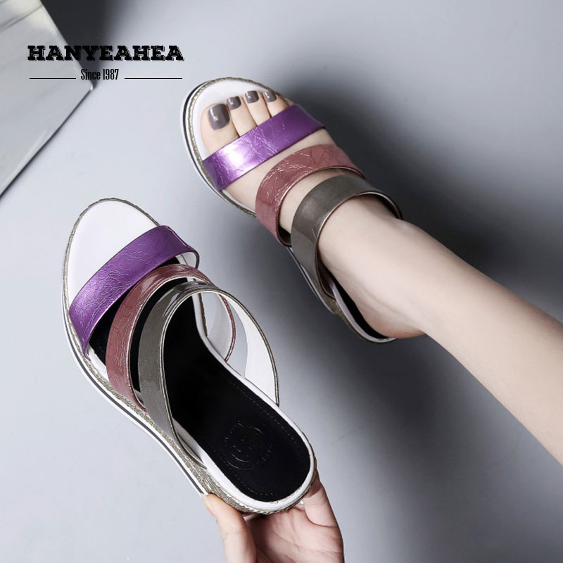 New Arrival Womens Slippers Classic Fashionable Shoes Lady Fashion Casual