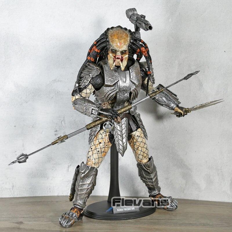 Hot Toys MMS 190 Alien vs Predator AVP Litteken Predator PVC Action Figure Collectible Model Toy 35 cm-in Actie- & Speelgoedfiguren van Speelgoed & Hobbies op  Groep 2
