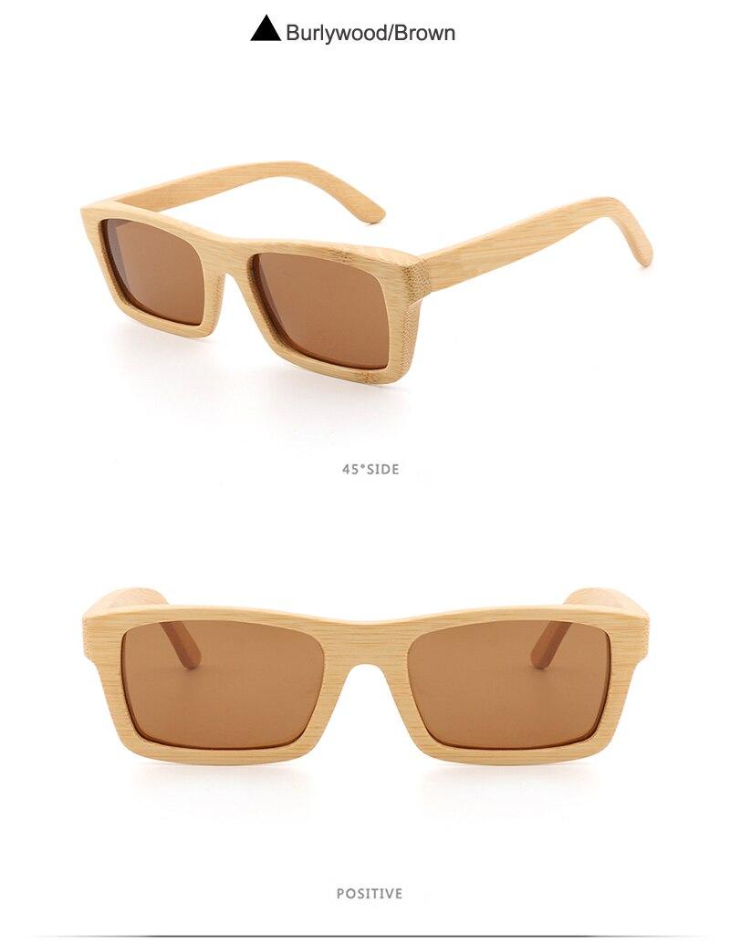 China bamboo sunglasses Suppliers