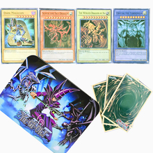 Yu-gi-oh 67pcs set Cards Egyptian God Collectible Toys for Boy Yu Gi Oh Legendary Board Game Collection Cards with Metal Box цена