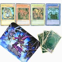 Yu-gi-oh 67 шт. набор карт Египетский Бог коллекционные игрушки для мальчика Yu Gi Oh Legendary настольные игры Коллекционные Карточки с металлической коробкой