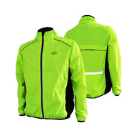 TOUR DE FRANCE Reflective Breathable Sobike Bicycle Cycling 2015 Cycle Long Sleeve Wind Coat Jersey Jacket