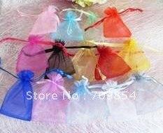 Заводская цена! 17*23 см подарочные мешочки из органзы/Чехлы-мешочки для ювелирных изделий/конфеты сумки для свадьбы& 001
