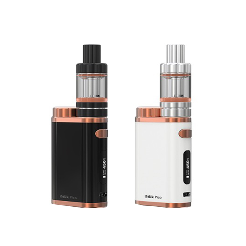 Original Istick Eleaf istick pico kit 75W box mod with melo 2/melo 3 atomizer eleaf istick electronic cigarette
