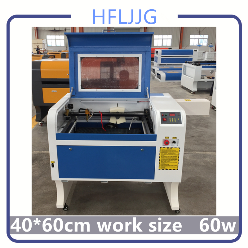 4060 60w co2 laser machine ,free shipping co2 laser engraving machine, 220v 110V CNC laser cutt machine, CNC engraving machine