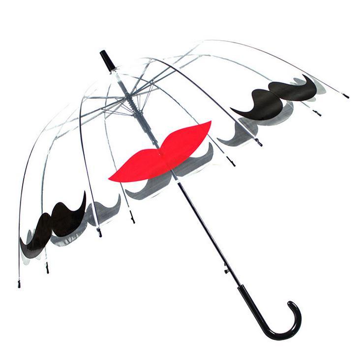 Transparenter Regenschirm Kreativer Vogelkäfig-Sonnenschirm - Haushaltswaren - Foto 3