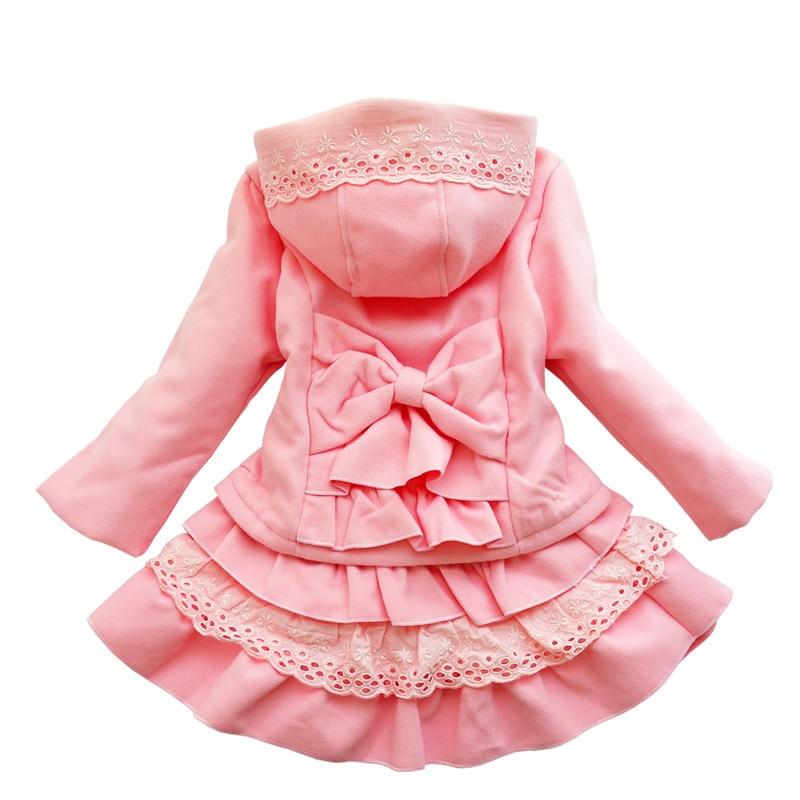 Autumn children's sets Girls Skirt Set Children Woolen Set Kids Long Sleeve Hooded Coat+skirt 2pcs Princess Clothing for 3y-10y skirt junona skirt