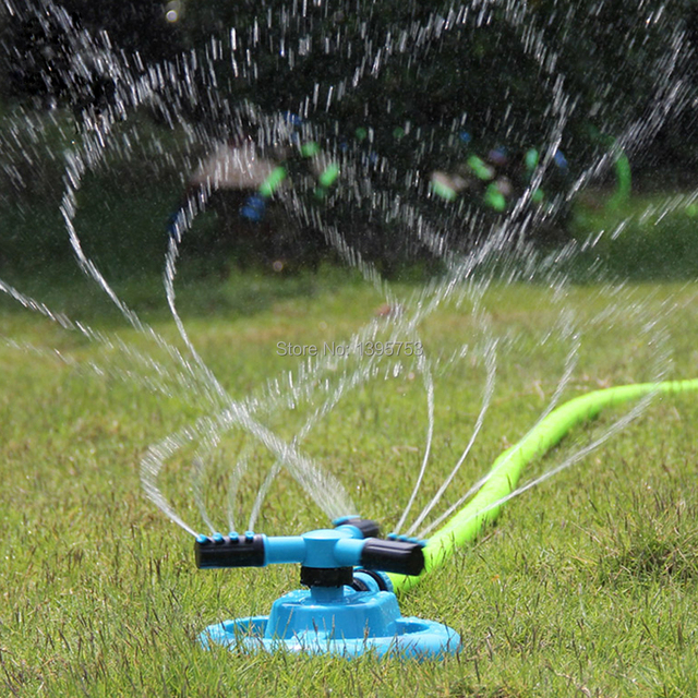 portable garden watering system abs watering kits 360 degree