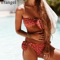 New 2015 Womens Swimwear Sexy Bikinis Set Swimsuit Tassel Striped Thong Bikini Mini Micro Bikini Brazilian