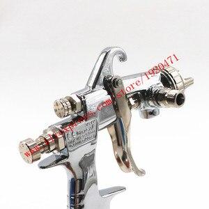 Image 4 - Ручной пистолет распылитель W101 134g HVLP, 0,8/1,0/1,3/1,5/1,8 мм, 400 мл, мебель, автоматическая покраска, автомобильный пистолет распылитель