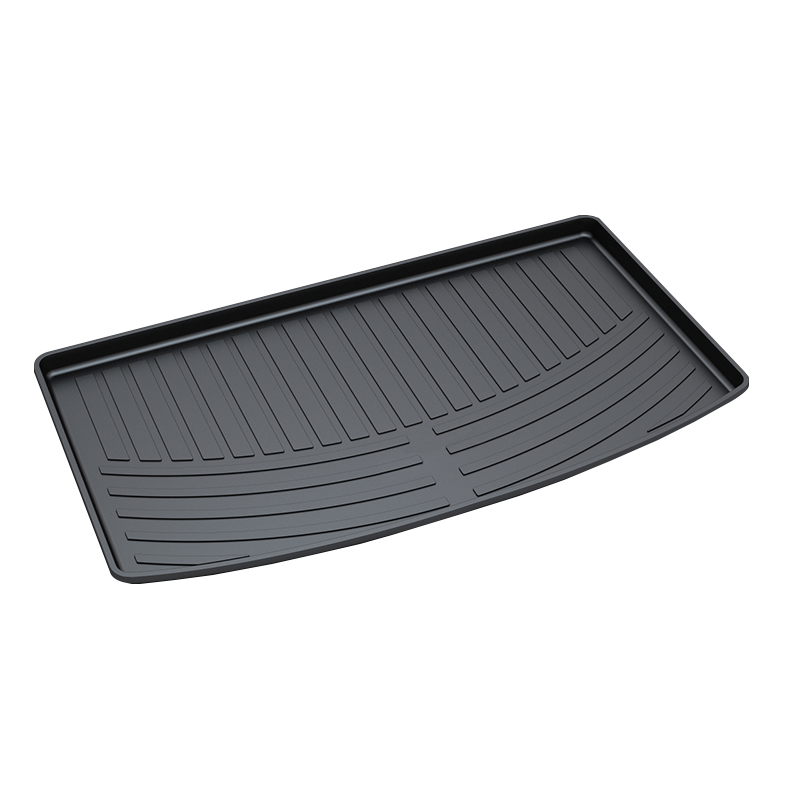 Trunk Mat for Peugeot 207 Waterproof Car Protector Carpet Auto Floor Mats Keep Clean Interior Accessories for nissan qashqai j11 2014 2015 2016 2017 custom car trunk mat cover rugs waterproof leather auto rug interior accessories