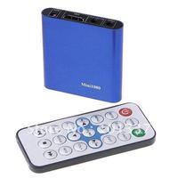 Free Shipping MINI Full HD 1080P HDD Media Player 1080P MKV H 264 DIVX DTS MP3