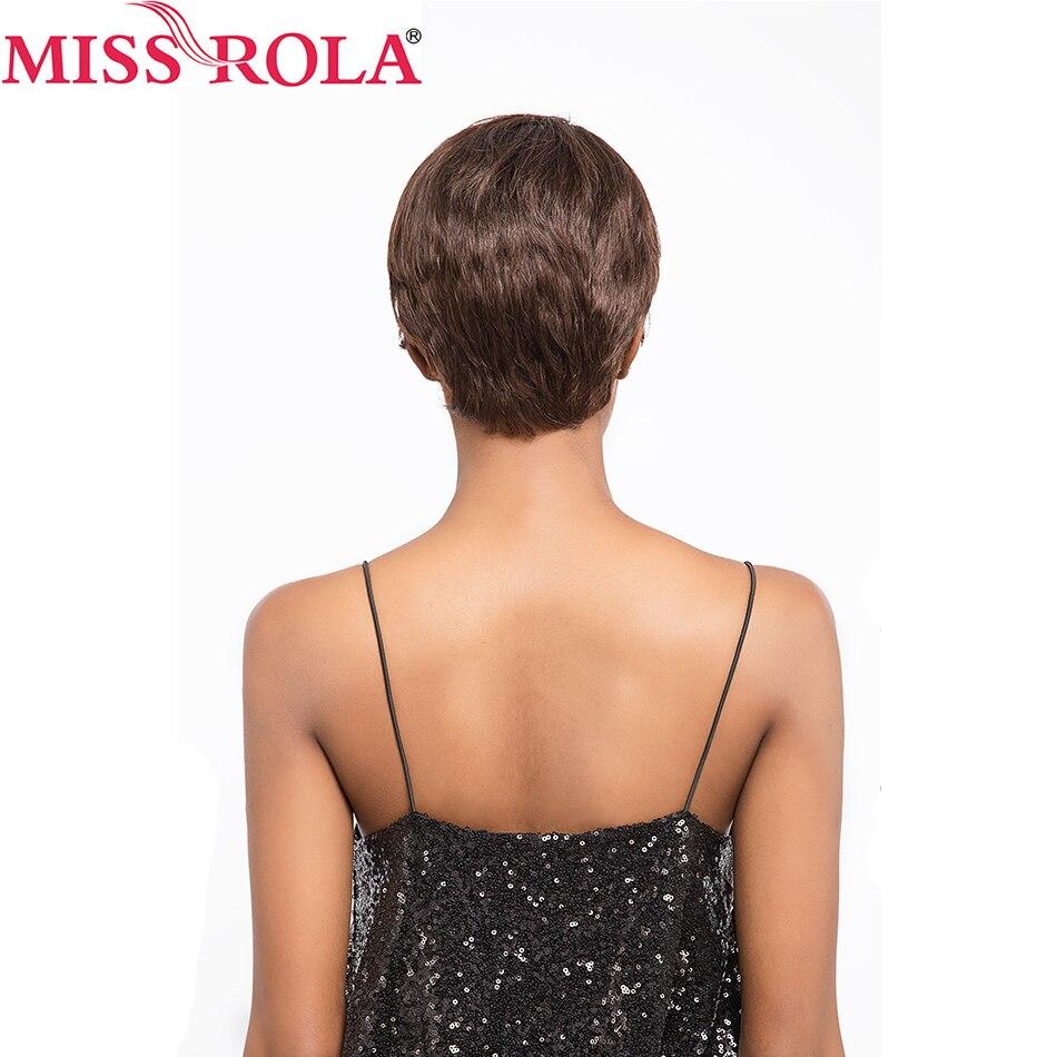 Miss Rola Hair Бразильський волосся людини - Людське волосся (чорне) - фото 2