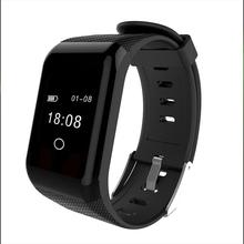 Спортивные Смарт часы браслет мониторинга сердечного ритма NFC Сенсор мониторинг сна