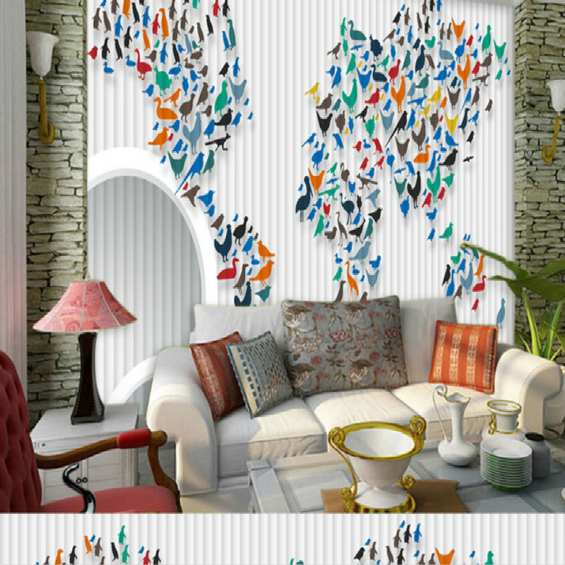 Retro personality large world map mural wallpaper 3d painting living room bedroom wallpapers backdrop stereoscopic wall paper 3d large garden window mural wall painting living room bedroom 3d wallpaper tv backdrop stereoscopic 3d wallpaper