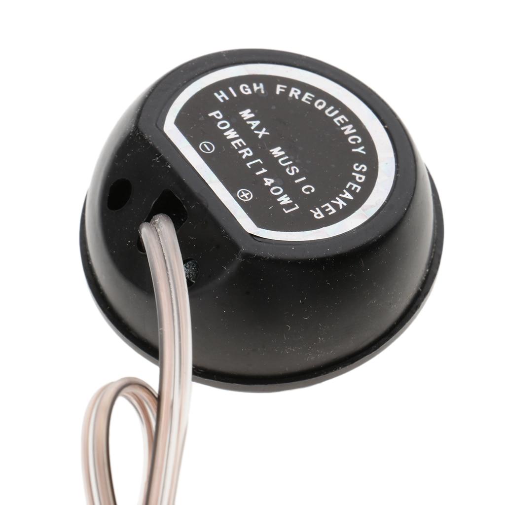 Image 5 - Идеальный звук 2 шт. автомобильный стерео аудио динамик Рог легко фиксируется с сабвуфером аудио Altavoz estereo стерео президент
