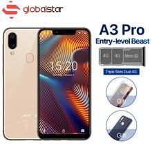 UMIDIGI A3 Pro 5.7″19:9 Full Screen smartphone 3GB RAM 32GB ROM Quad core Android 8.1 12MP+5MP Face Unlock Dual 4G Cell phone