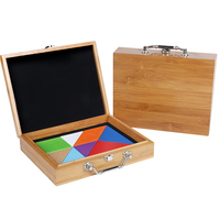 1PCS Wooden Child Puzzle Boys and Girls Toys, Early Education Stereoscopic Mosaic