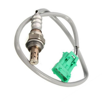96368765 for Peugeot 106 206 207 306 406 407 1pc Replacement O2 Oxygen 53cm Lambda Probes Sensor New Silver 4 Pins