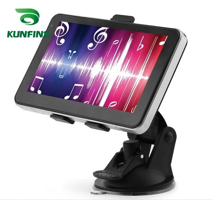 5 Inch Touch Screen Win CE 6.0 Car GPS Navigation Radio 8GB 256M Truck Vehicle GPS Navigators Lorry Free Map Upgrade MP3 MP4