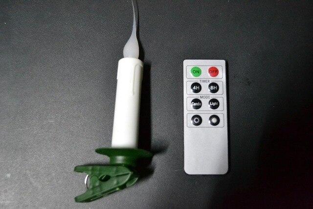 Led Licht Schoenen : Teile satz weihnachtsbaum led kerzen led leuchten